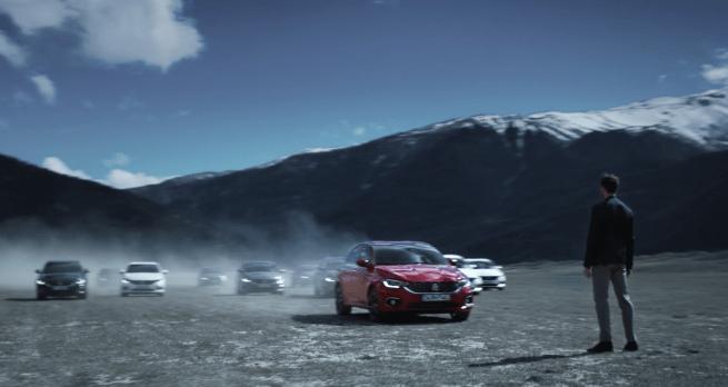 Markus Roche Film Director Commercials Automotive Car